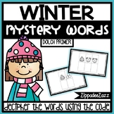 Winter Crack the Code Primer Sight Words