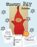 Winter Craft and Activities
