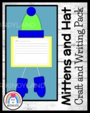 Hats and Mittens Craft and Writing (Winter)