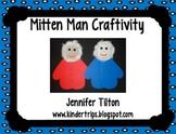 Winter Craftivity-Mitten Man
