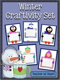 Winter Craftivity Pack