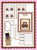 Winter Crafts BUNDLE - Winter Kids, Mitten Kids, Penguin, Groundhog