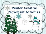 Winter Creative Movement Activities