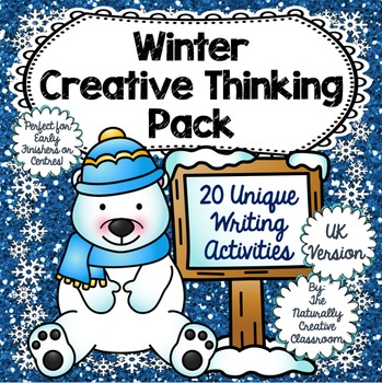 Winter Creative Thinking Pack UK