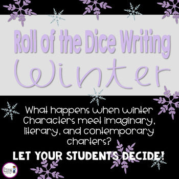 Roll of the Dice Writing {Winter}