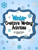 Free Winter Creative Writing Activities
