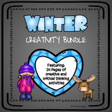Winter Enrichment Bundle| GATE, Early Finishers