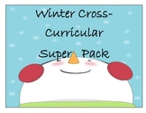 Winter Cross Curricular Pack - Common Core Aligned!