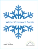 Winter Crossword Puzzle
