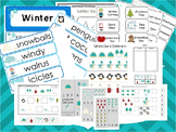 Winter Curriculum Package Download. Preschool-Kindergarten. Worksheets, Games