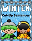 Winter Cut-Up Sentences