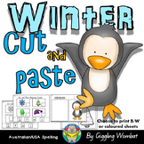 Winter Cut and Paste