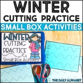 Winter Cutting Practice: Small Box Activities