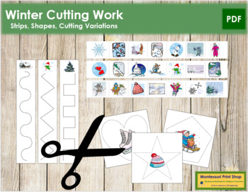 Winter Cutting Strips