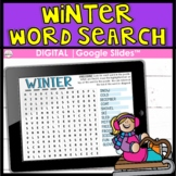 Winter DIGITAL Word Search