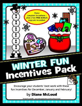 Winter (December, January, February) Incentives Pattern Pack