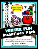 Winter Fun (December, January, February) Incentives Pattern Pack