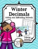 Winter Decimals