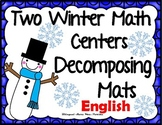 Decomposing Numbers Decomposing Mats Winter version Numbers 1-10 Centers English