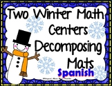 Decomposing numbers Decomposing Mats Winter Vesion Numbers 1-10Centers Spanish