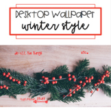 Winter Desktop Wallpaper