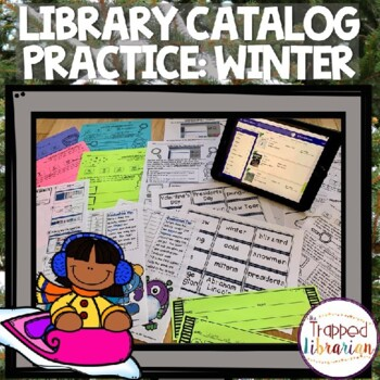 Destiny Library Catalog Practice: Winter Edition
