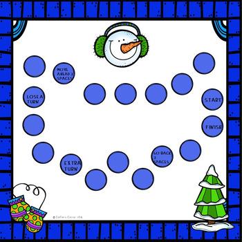 Winter Dialogue Game
