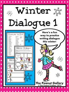 Winter Dialogue- Set 1