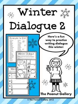 Winter Dialogue- Set 2