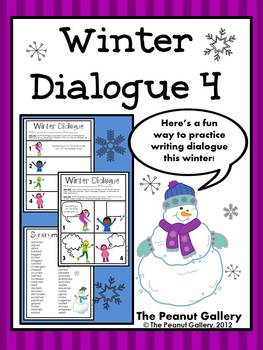 Winter Dialogue- Set 4