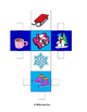 Winter Dice Speech Therapy Game