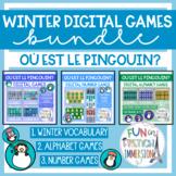 Winter Digital Games BUNDLE - Où est le pingouin?