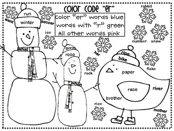 Winter Digraph/ combination er mini unit