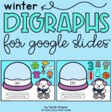 Winter Digraphs for Google Slides™