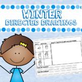 Winter Directed Drawings