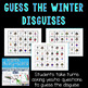 Winter Inferences (No Prep)
