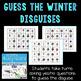 Winter Inferences (No Prep)