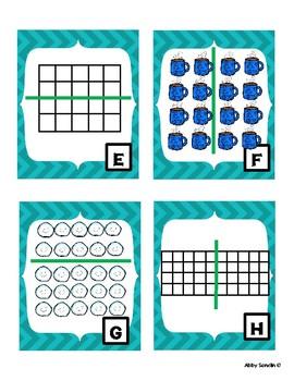 Winter Distributive Property SCOOT Game {3.MD.C.7c & 3.OA.B.5}