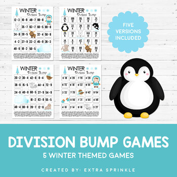 Winter Division Bump Games