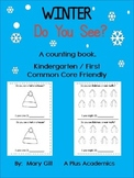 January Kindergarten / First - Emergent Reader - Winter Do You See?