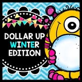 Winter Dollar Up {Life Skills} {Special Education} {Math} {Money} {Shopping}