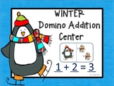Winter Domino Addition Center
