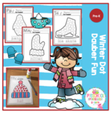 Winter Dot Dauber Fun