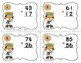 Winter Double Digit Addition and Subtraction Unit