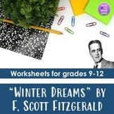 Winter Dreams Worksheets