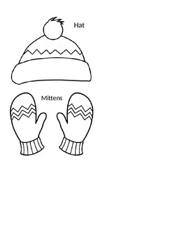 Winter Dressing steps for hallway