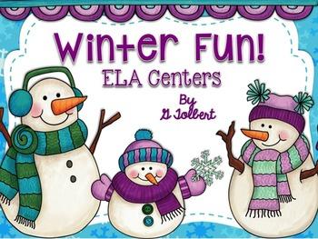 Winter ELA Centers