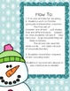 Winter ELA Centers for Upper Elementary