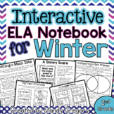 Winter ELA Interactive Notebook