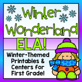 Winter ELA for First Grade
